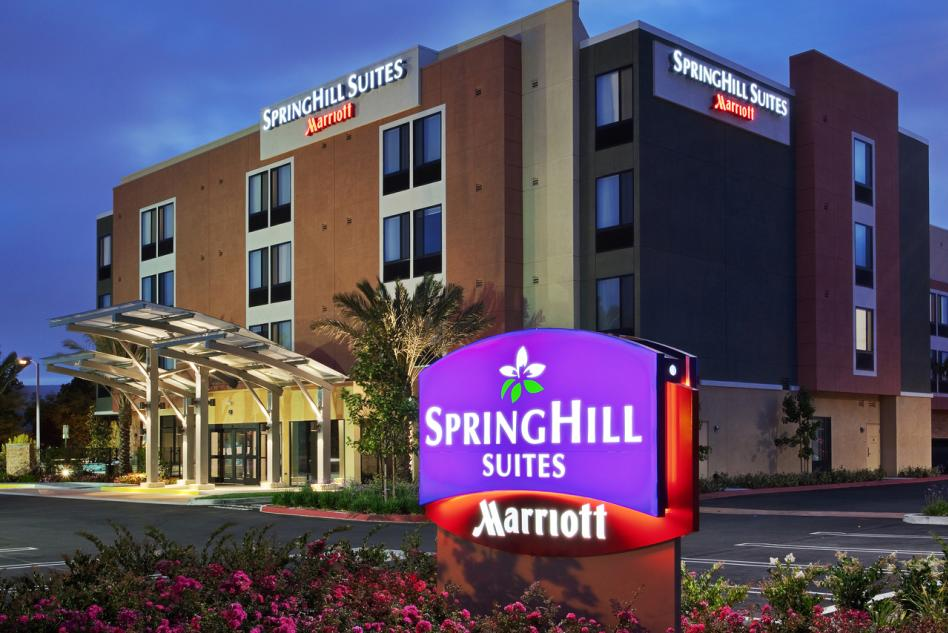 SpringHill Suites exterior