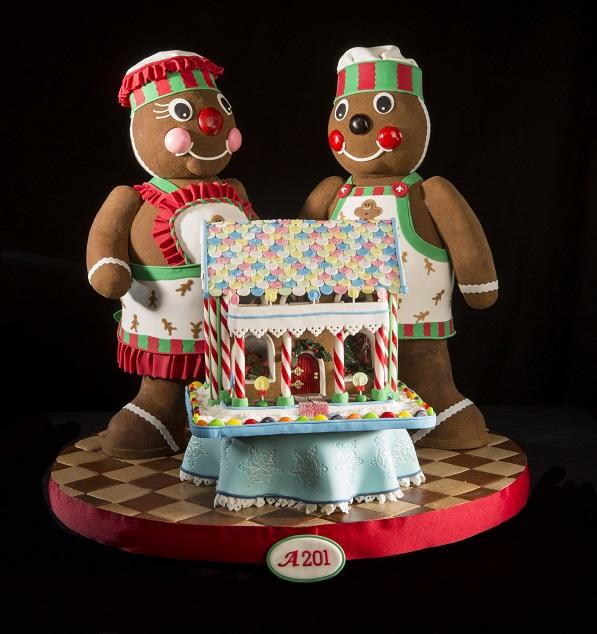2016 National Gingerbread Adult 3rd Place