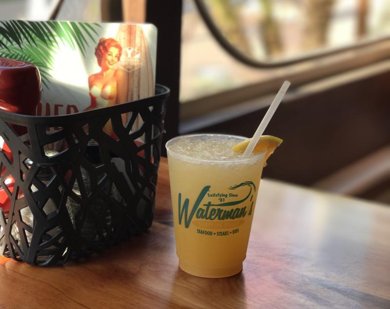 Waterman's- Orange Crush