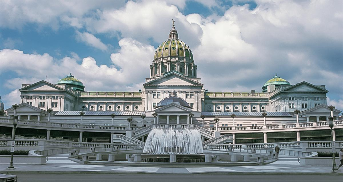 PA Capitol Complex