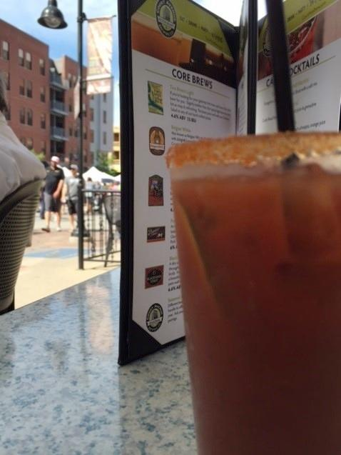Court Avenue Brewing Company Bloody Mary