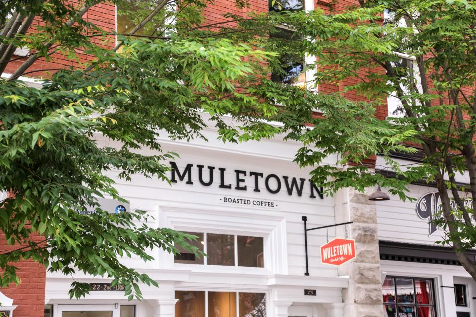 Muletown Coffee on the Square