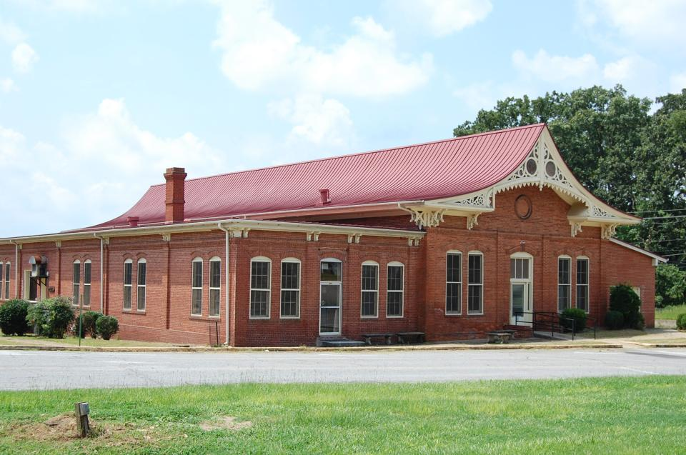 Central State Depot
