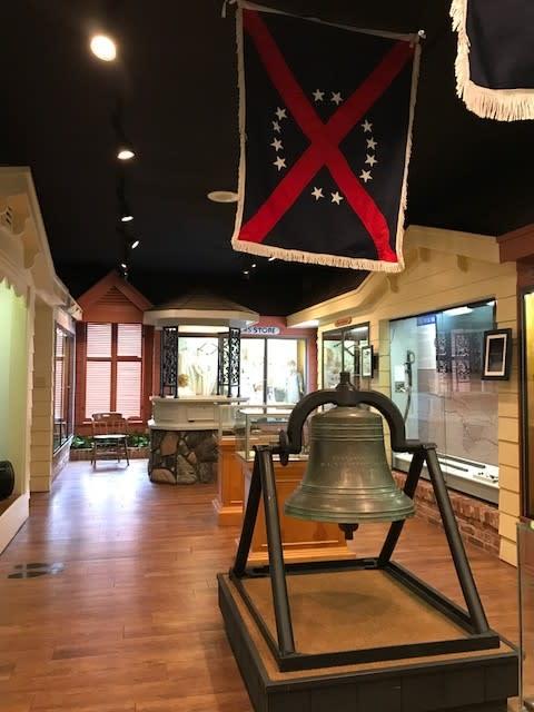 Cullman Museum Bell