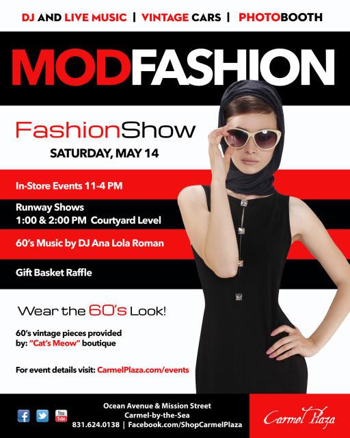Carmel Plaza Fashion Show