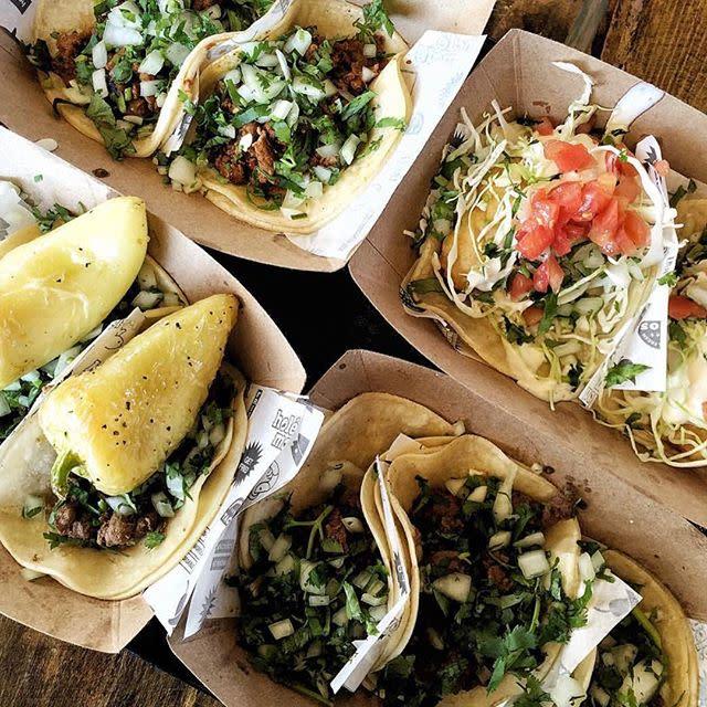 Hole Mole Tacos
