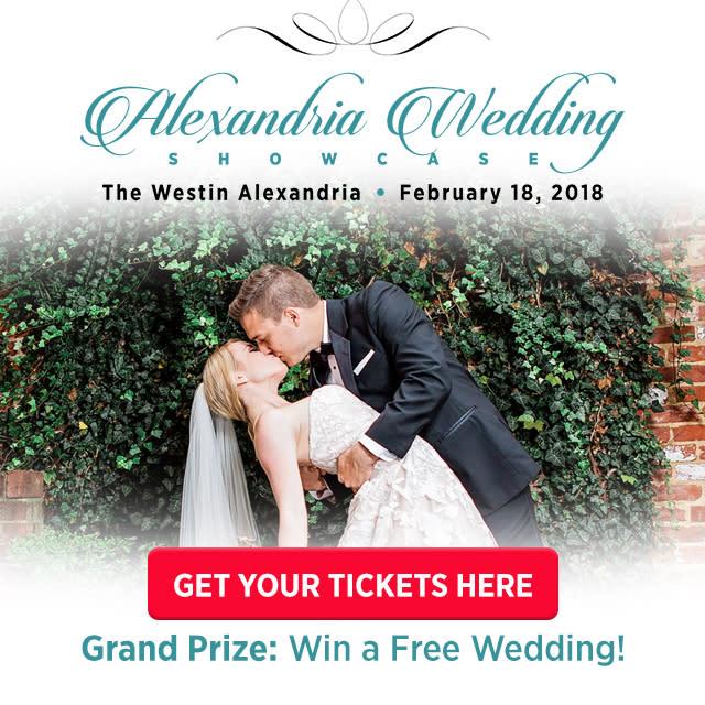 Alexandria Wedding Showcase Ad