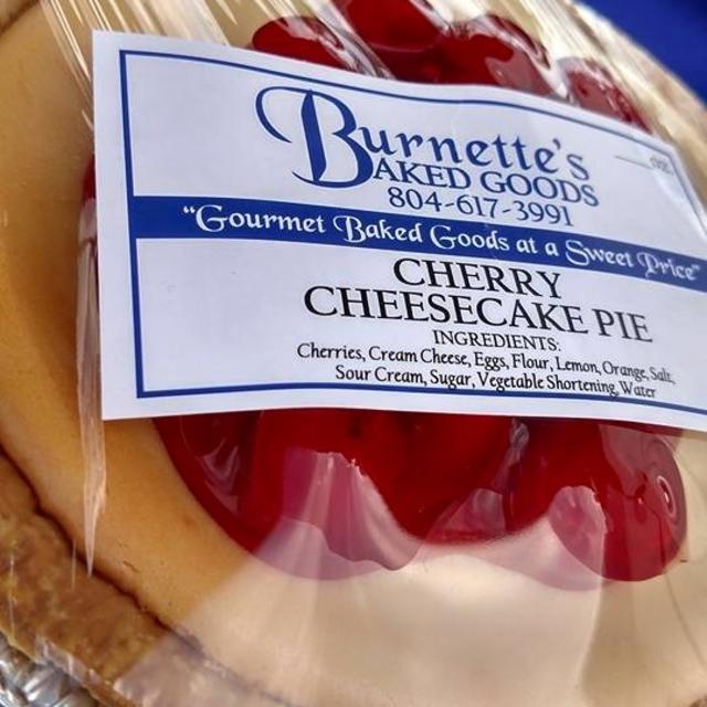 Burnette's Cakes & Pies