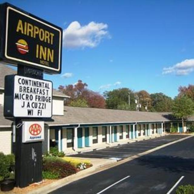 NEW Airport Inn