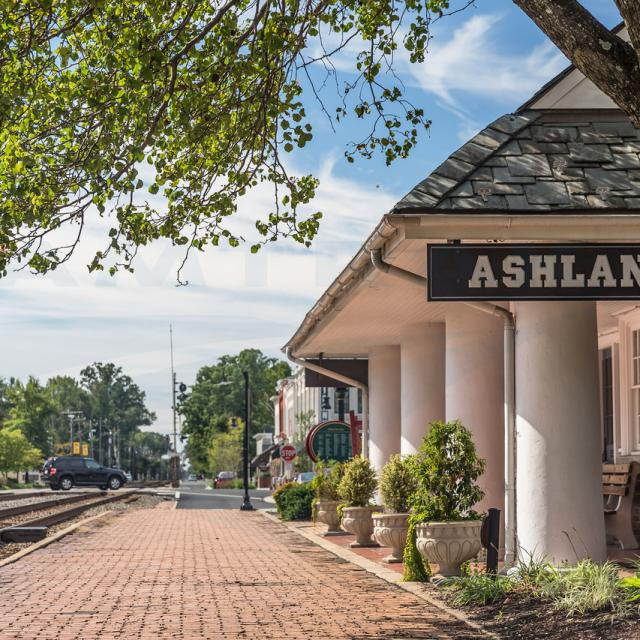 NEW Ashland Station