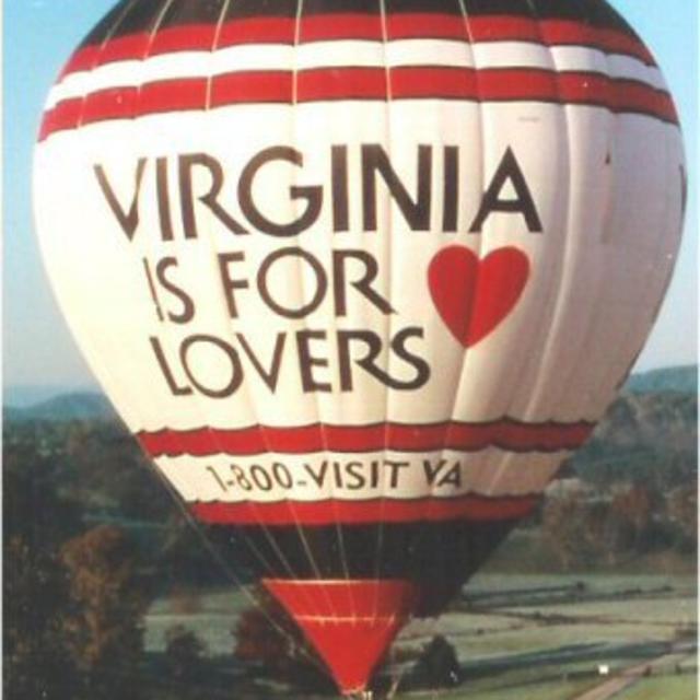 balloons over Richmond