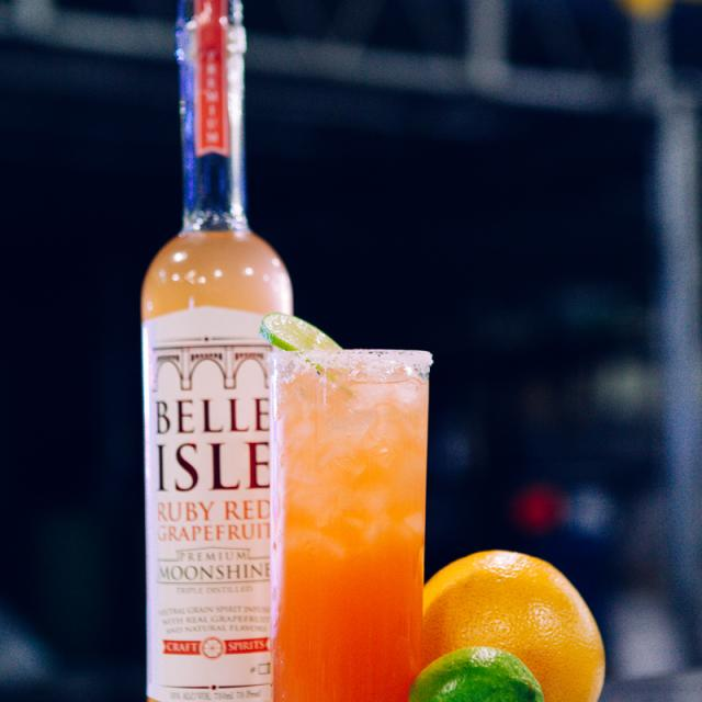 NEW Belle Isle Craft Spirits