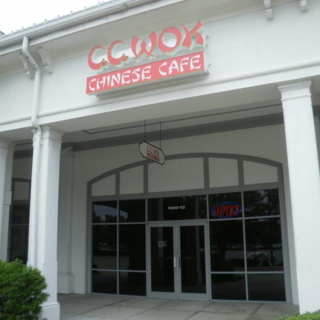 NEW C C Wok Chinese Cafe