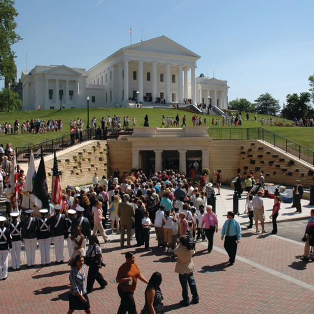 Virginia State Capitol