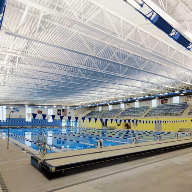 Collegiate Aquatics Center