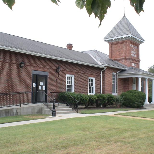 New Kent Courthouse
