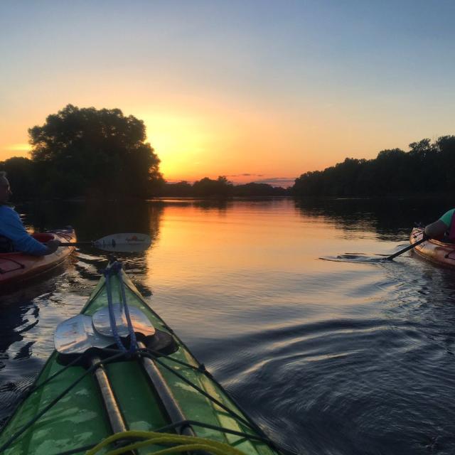 ODS Sunset Kayak Tour