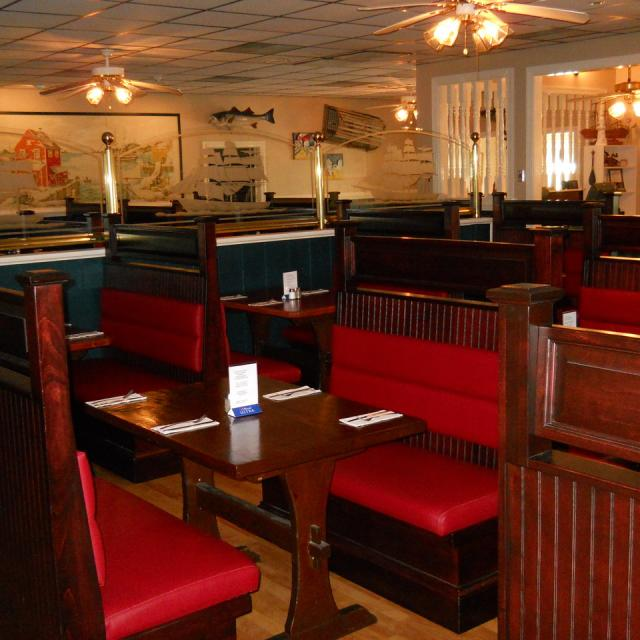 Calabash Main Dinning Room