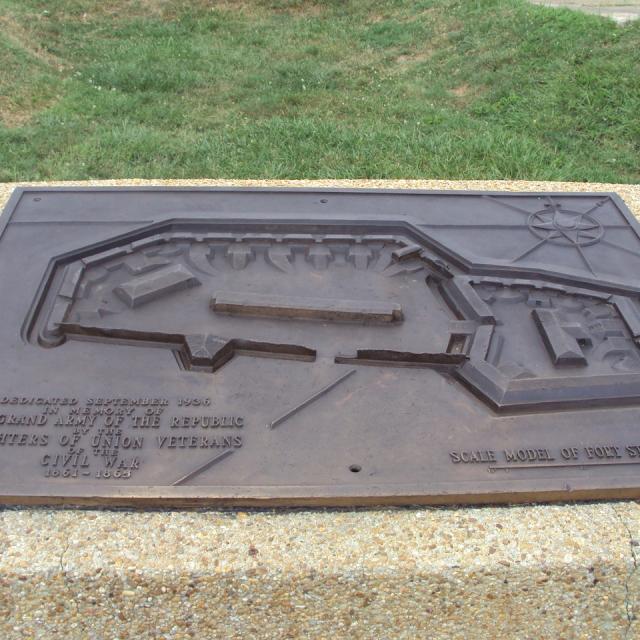 NEW Fort Stevens