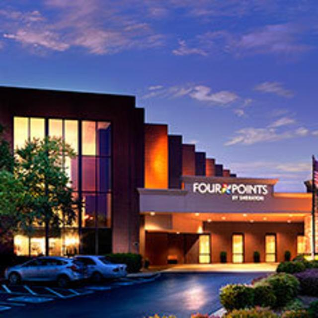 NEW Four Points Sheraton Airport