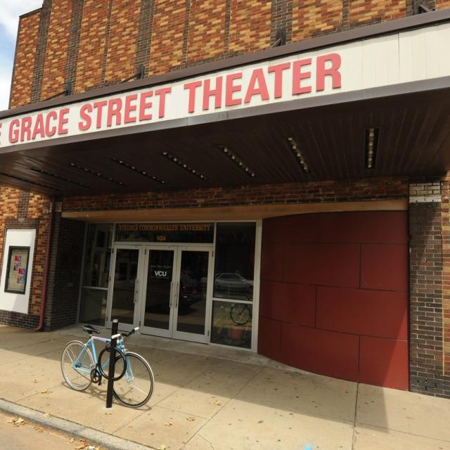NEW Grace Street