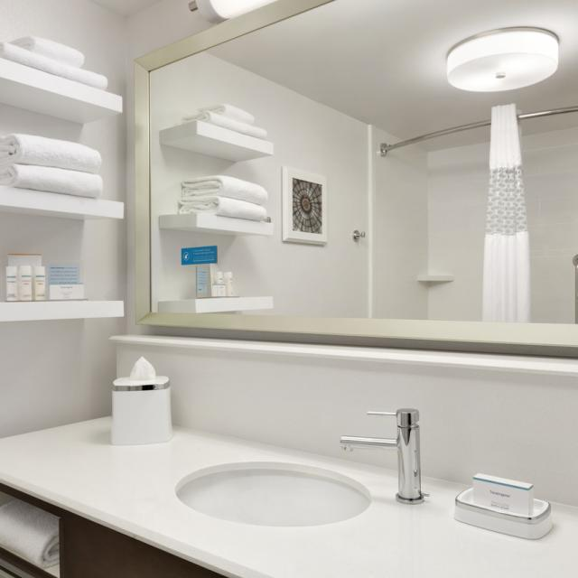Guestroom Bathroom - Renovated 2016