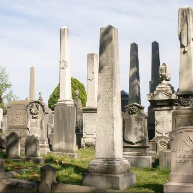 NEW Hebrew Cemetery