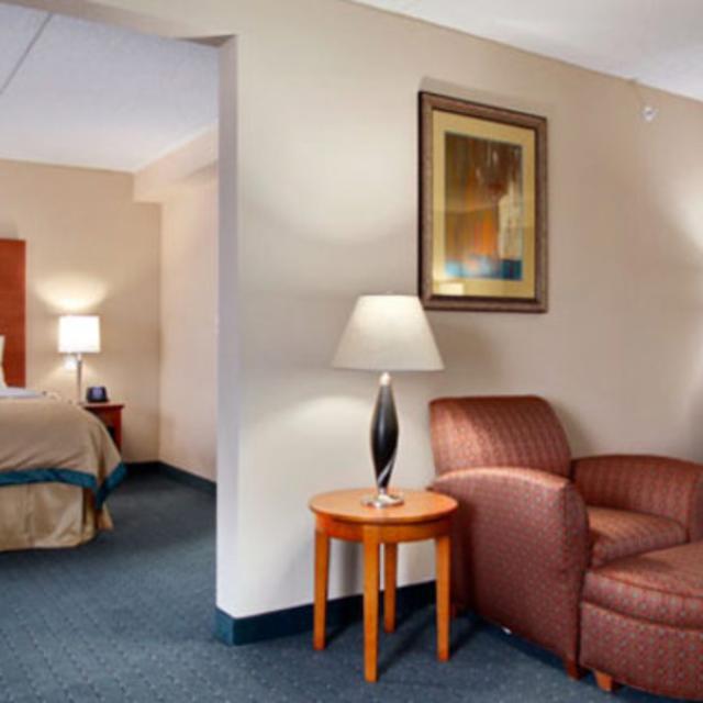 King Suite Room