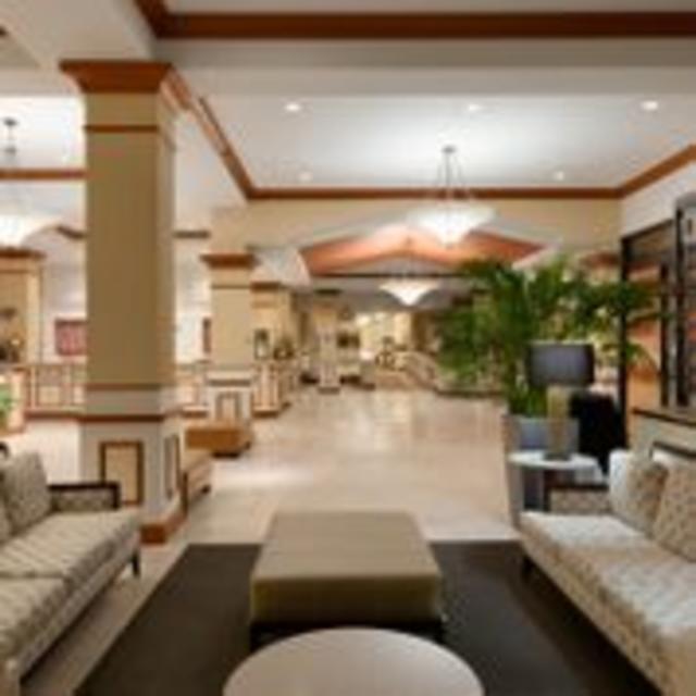 Hilton Garden Inn Downtown Richmond Hotel Lobby