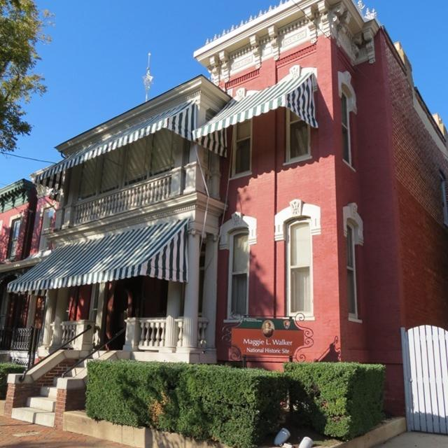 NEW Maggie Walker Historic Site