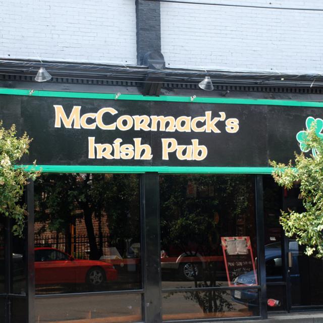NEW McCormack's