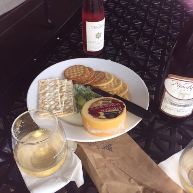 NEW New Kent Winery Food