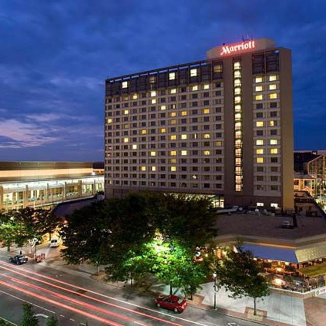 NEW Richmond Marriott
