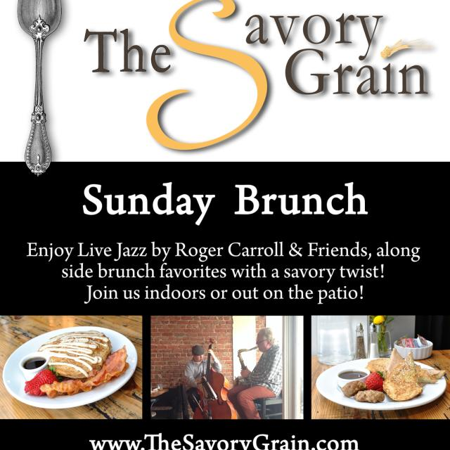 Sunday Jazz Brunch