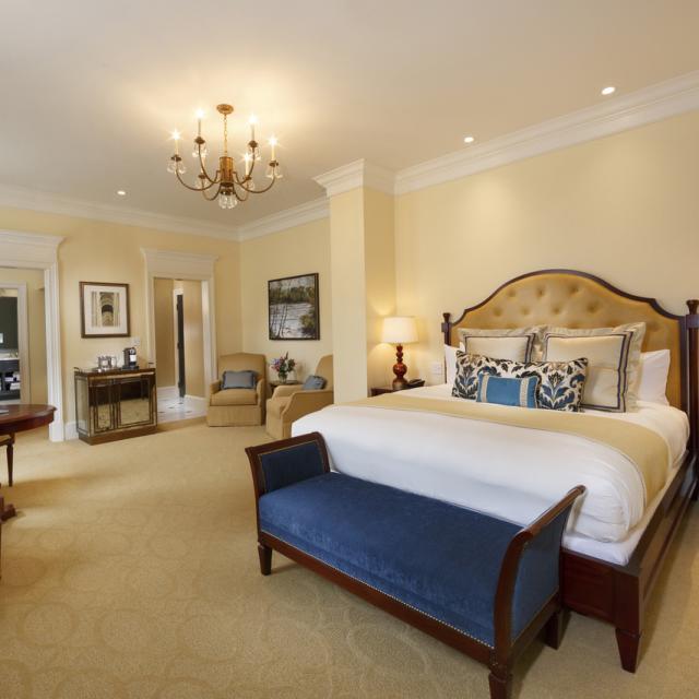Jefferson Hotel Grand Premier Room