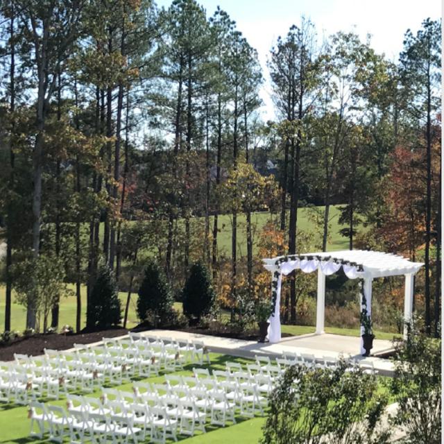 The Wedding Lawn
