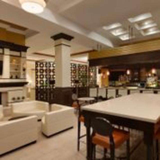 Hilton Garden Inn Downtown Richmond Hotel Thirst Lounge