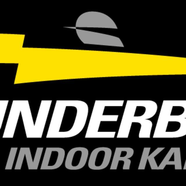 Thunderbolt Indoor Karting Logo