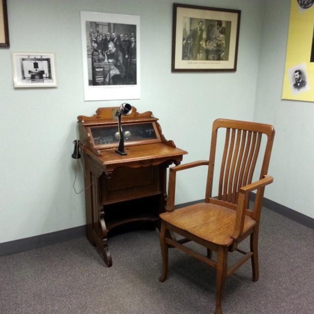 NEW Telephone Museum