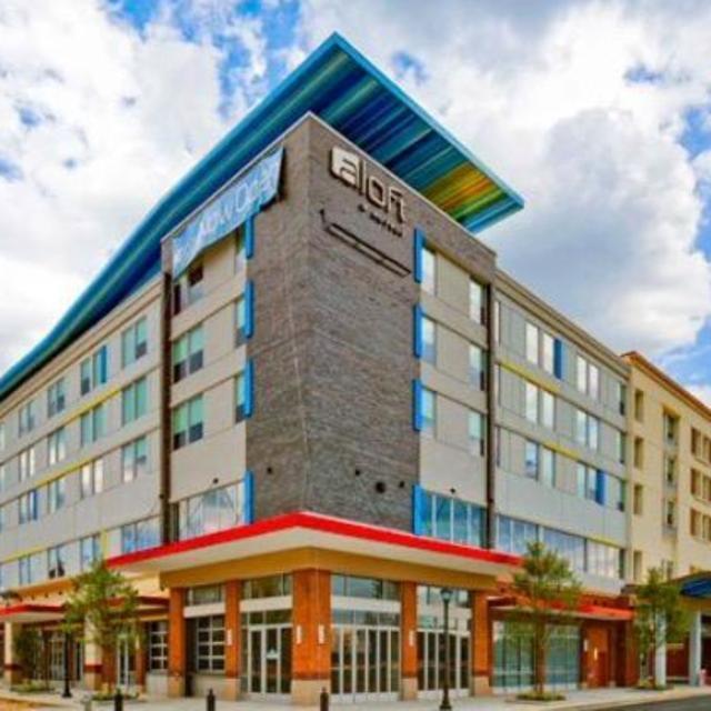NEW aloft Hotels West