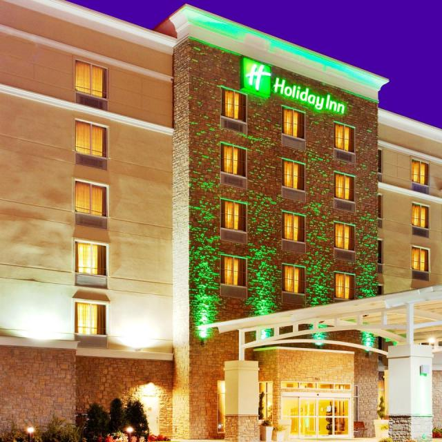 NEW Holiday Inn Airport