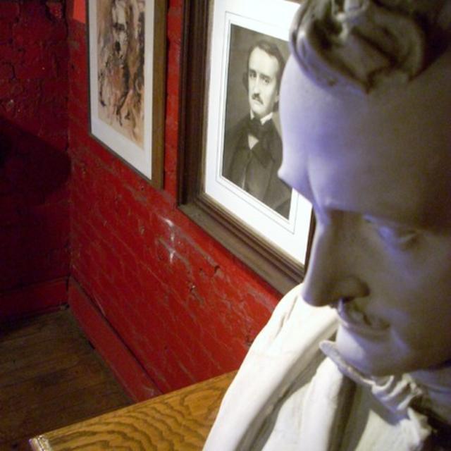 Poe Bust