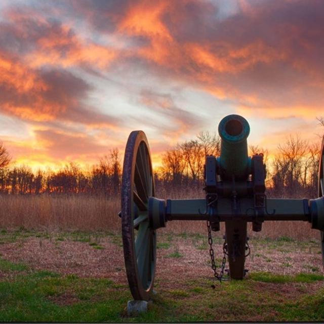 NEW Richmond National Battlefield Park