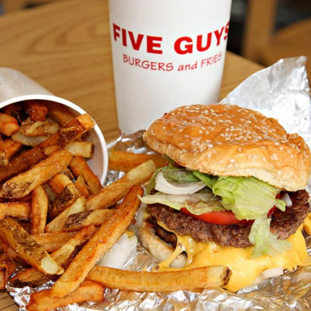 NEW Five Guys