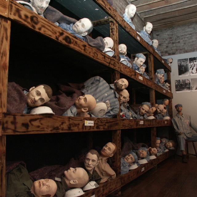 Va Holocaust Museum Bunks