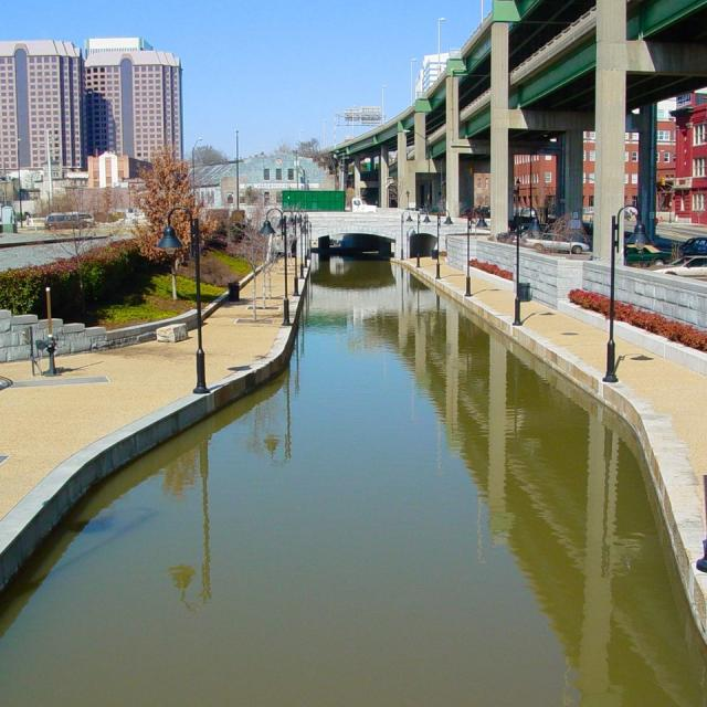 NEW Canal Walk