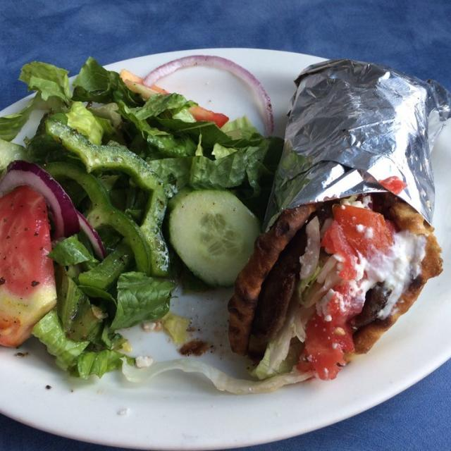 NEW Greek Grill Cafe