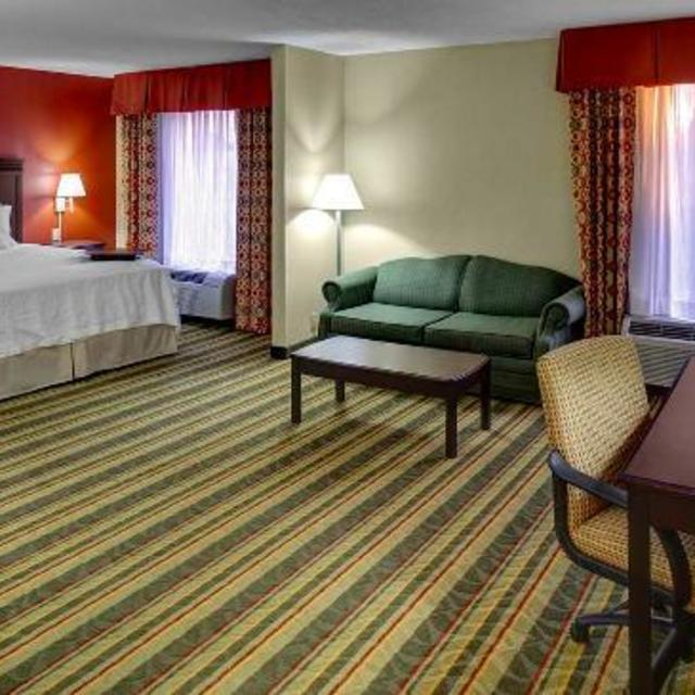 NEW Hampton Inn Midlothian