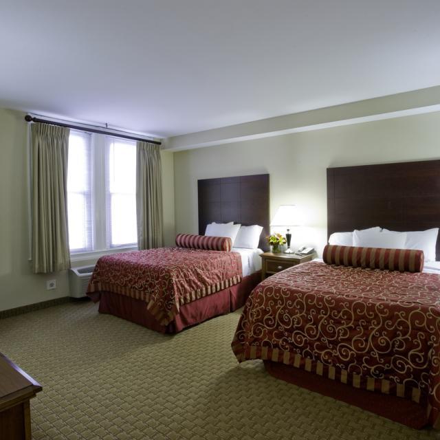 Guest Double Suite
