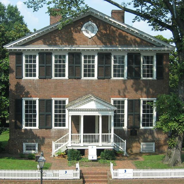 NEW John Marshall House